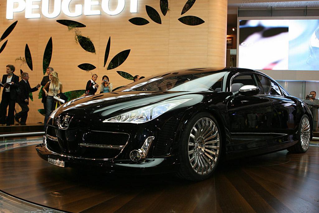 peugeot 908 rc concept 2006 mondial de l 39 automobile paris. Black Bedroom Furniture Sets. Home Design Ideas