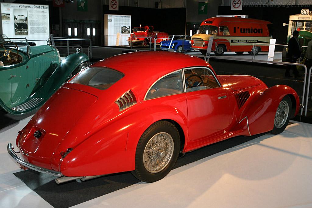 Alfa Romeo 8C 2900 A    - 2006 Mondial de l'Automobile Paris
