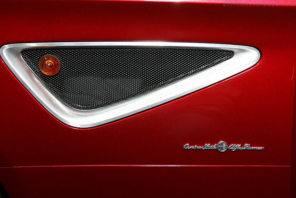 Alfa Romeo 8C Competizione    - 2006 Mondial de l'Automobile Paris