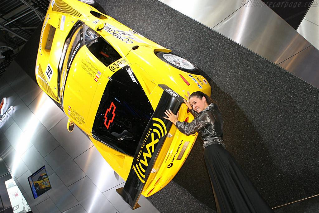 American Muscle    - 2006 Mondial de l'Automobile Paris