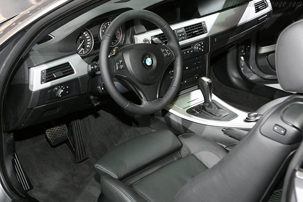 BMW 3-Series Coupe    - 2006 Mondial de l'Automobile Paris