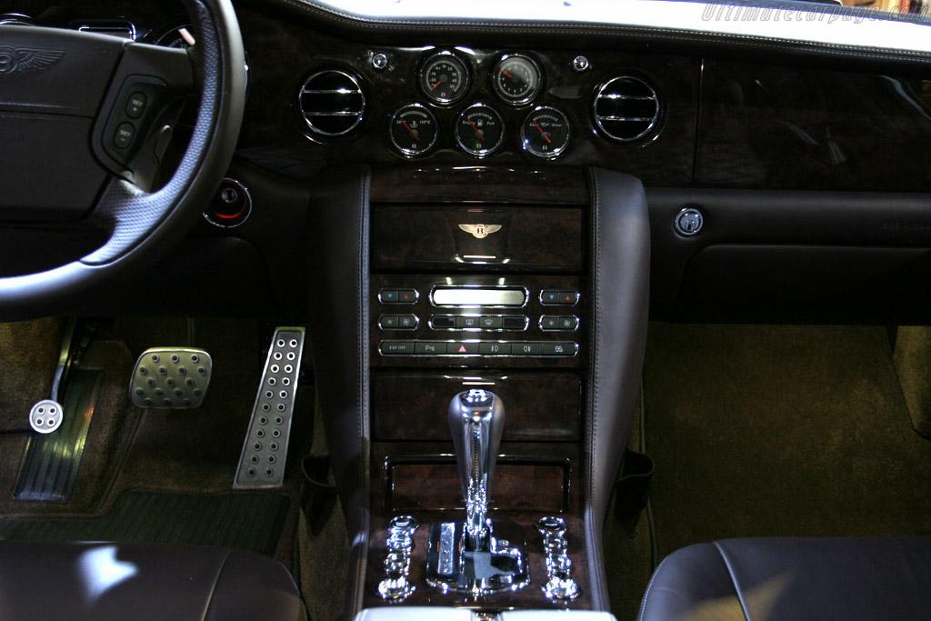 Bentley Arnage T    - 2006 Mondial de l'Automobile Paris