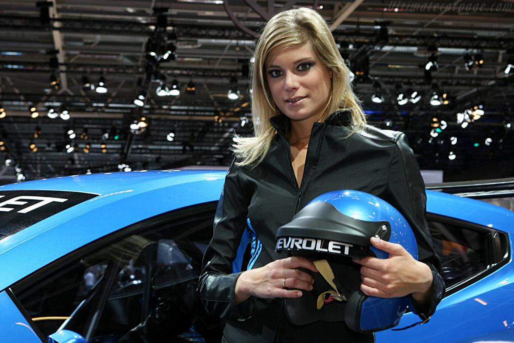 Chevrolet WTCC Ultra Concept    - 2006 Mondial de l'Automobile Paris