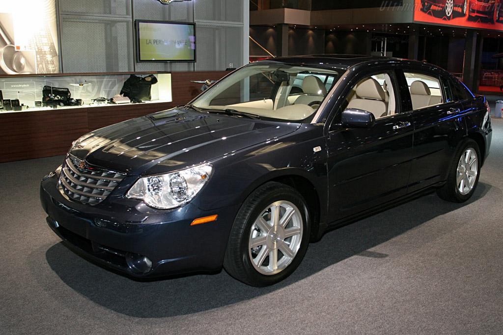 Chrysler Sebring    - 2006 Mondial de l'Automobile Paris