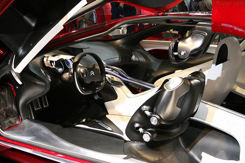 Citroën C-Metisse Concept    - 2006 Mondial de l'Automobile Paris