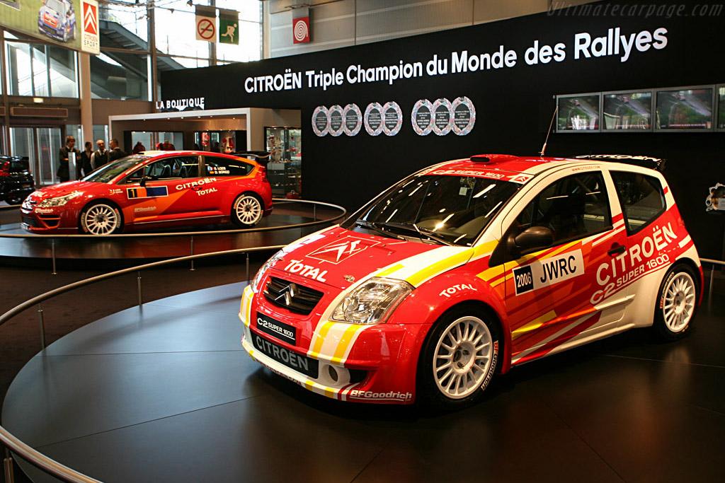 Citroën Sport    - 2006 Mondial de l'Automobile Paris
