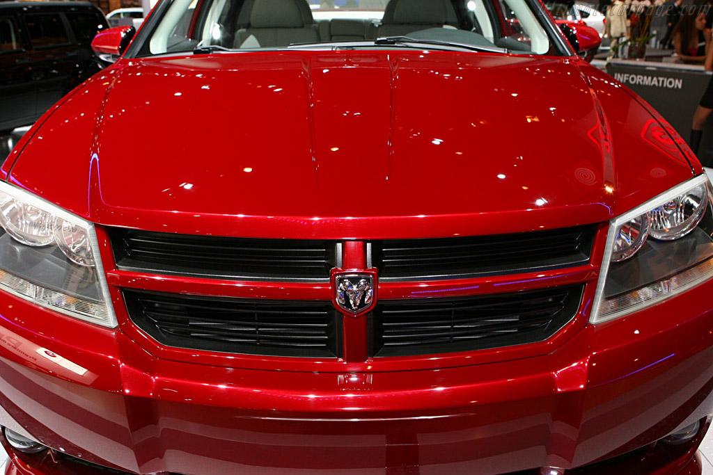 Dodge Avenger Concept 2006 Mondial De Lautomobile Paris