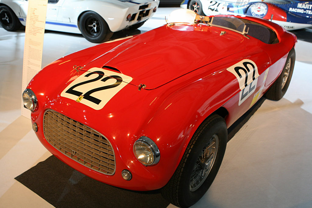 Ferrari 166 MM Touring Barchetta - Chassis: 0014M   - 2006 Mondial de l'Automobile Paris