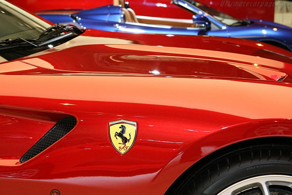 Ferrari 599 GTB    - 2006 Mondial de l'Automobile Paris