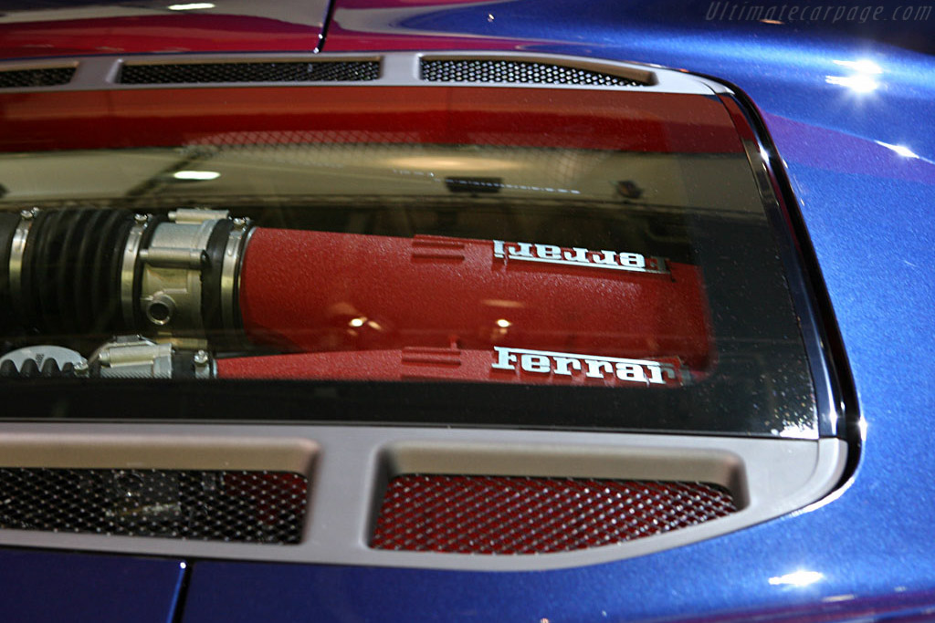 Ferrari F430 Spider    - 2006 Mondial de l'Automobile Paris