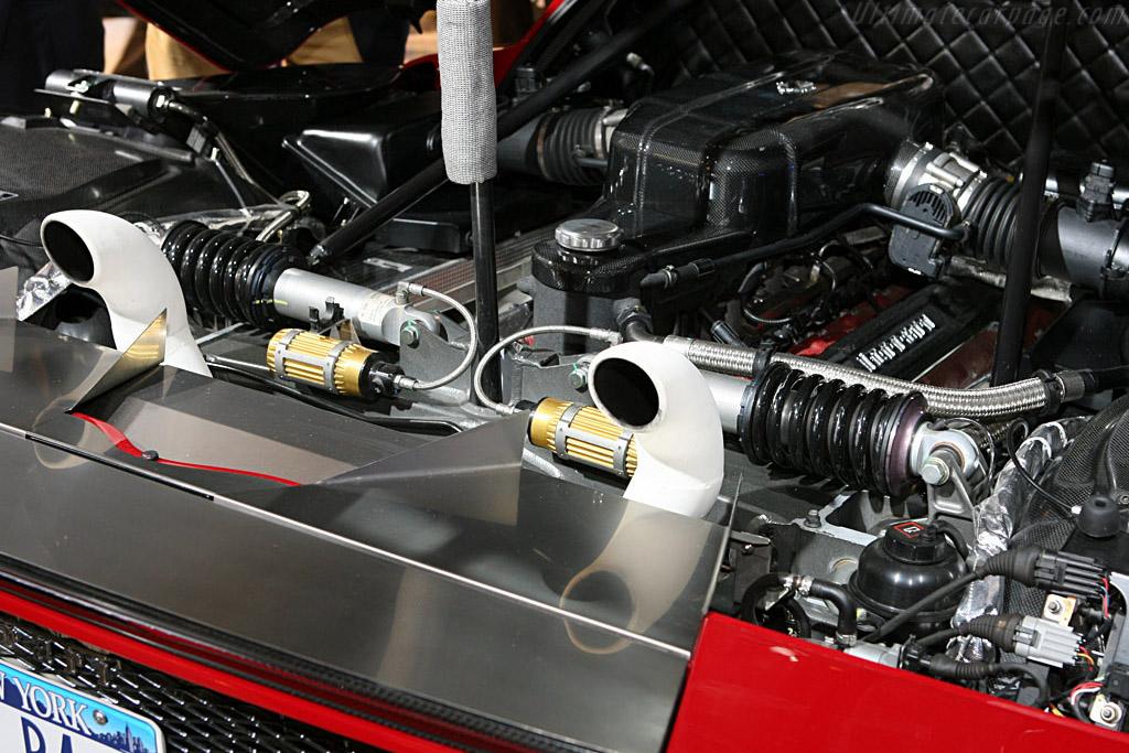 Ferrari P4/5 by Pininfarina - Chassis: 135441   - 2006 Mondial de l'Automobile Paris