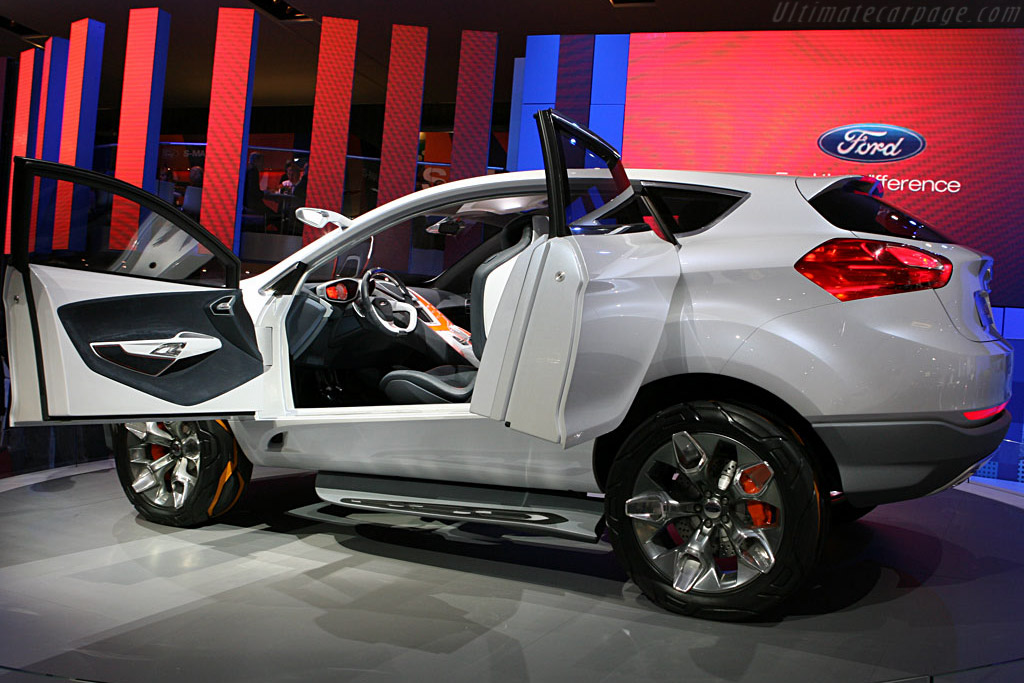 Ford Iosis X Concept    - 2006 Mondial de l'Automobile Paris