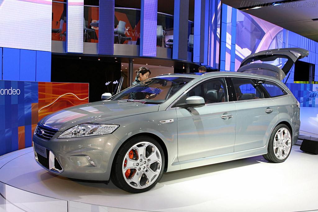 Ford Mondeo Concept    - 2006 Mondial de l'Automobile Paris