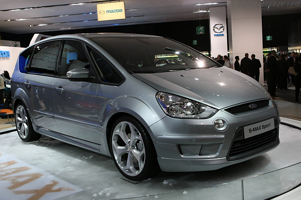 ford s max sport 2006 mondial de l 39 automobile paris. Black Bedroom Furniture Sets. Home Design Ideas
