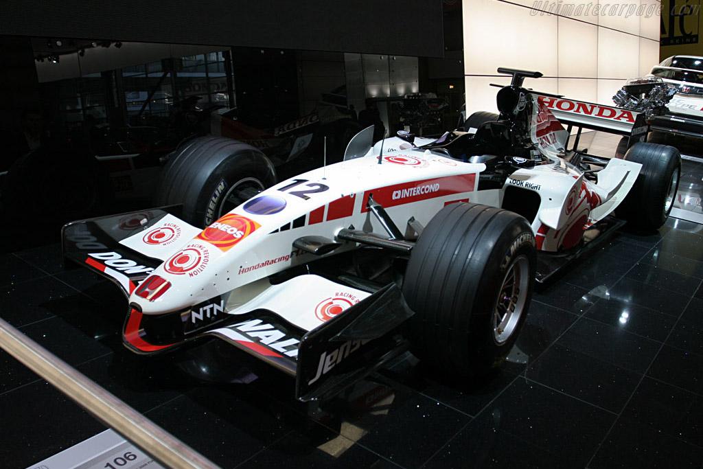 Honda F1    - 2006 Mondial de l'Automobile Paris