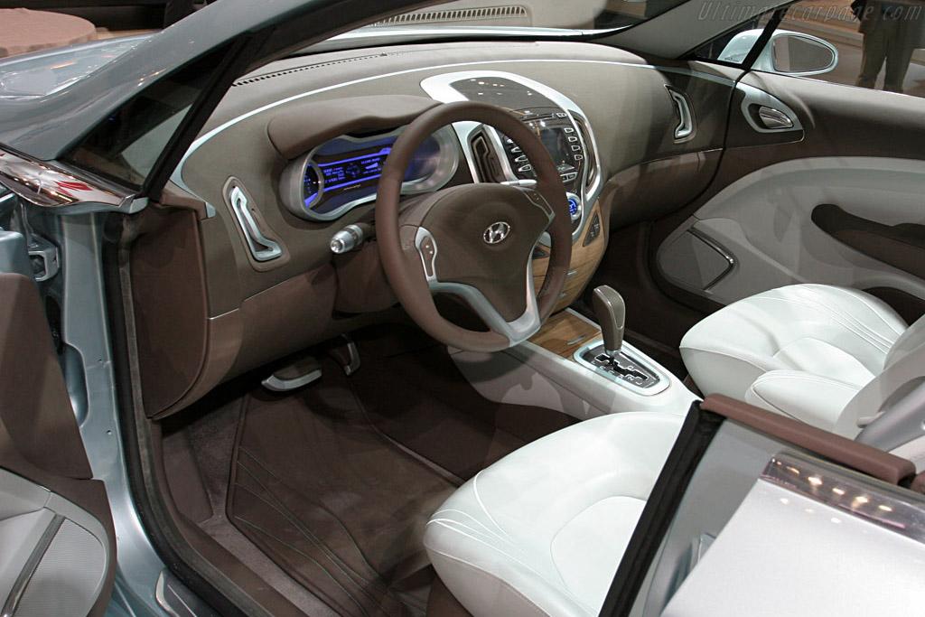 Hyundai Arneej Concept    - 2006 Mondial de l'Automobile Paris