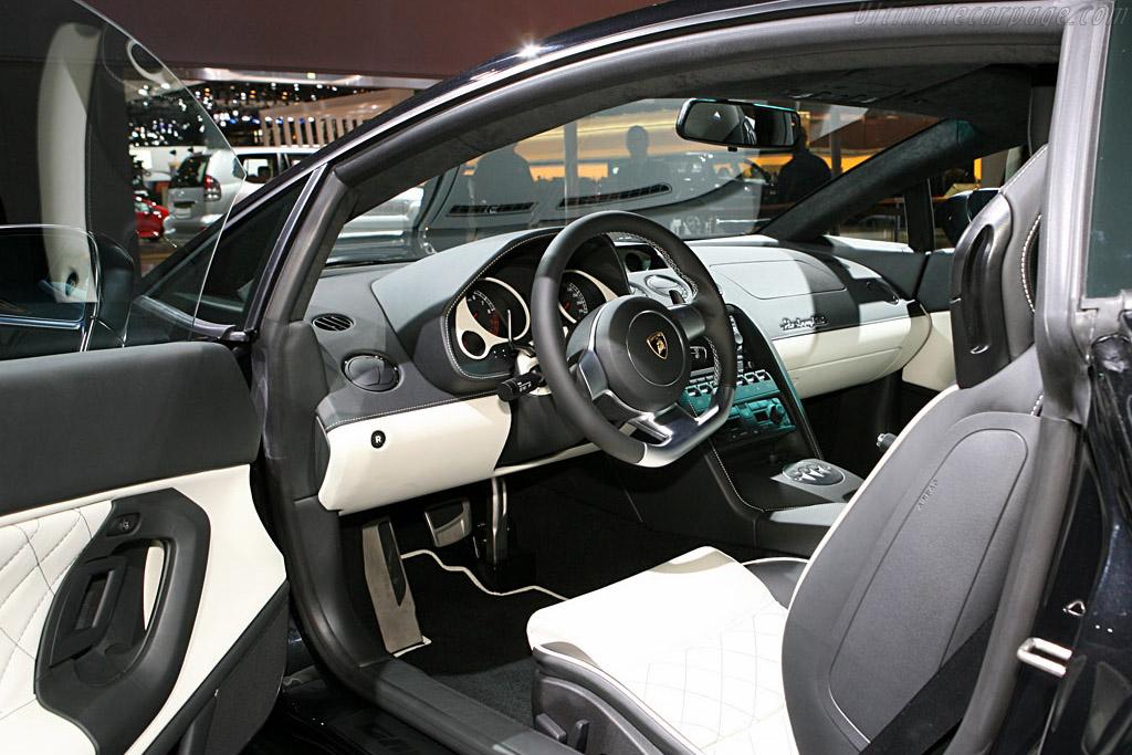 Lamborghini Gallardo Nera    - 2006 Mondial de l'Automobile Paris