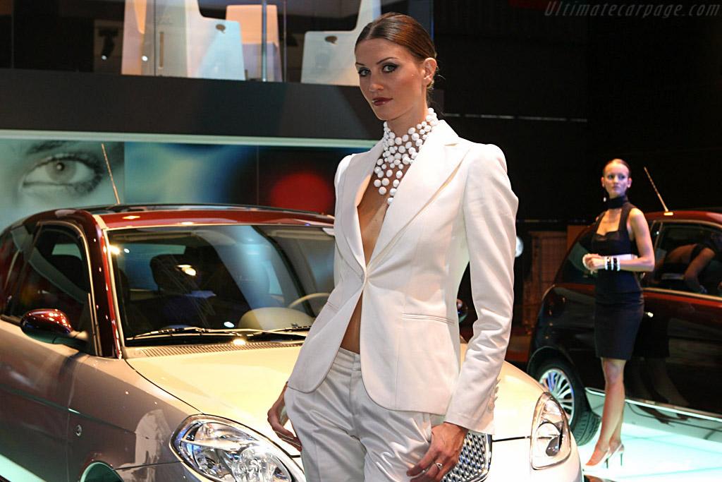 Lancia    - 2006 Mondial de l'Automobile Paris