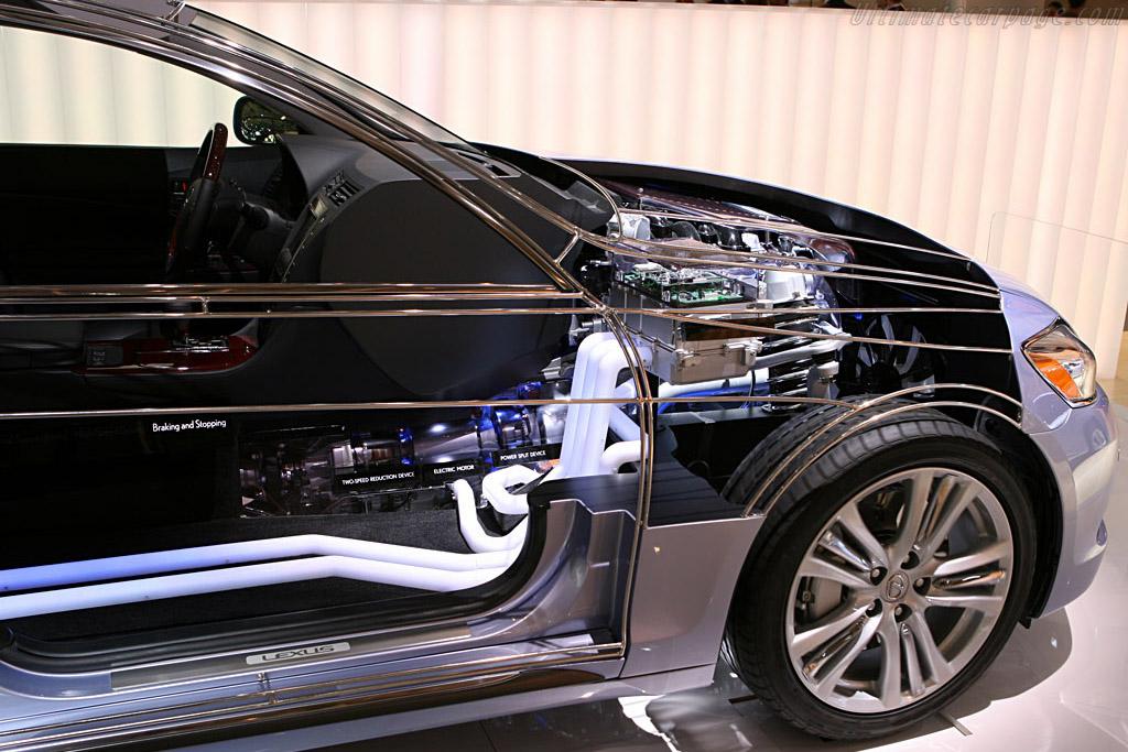Lexus Hybrid    - 2006 Mondial de l'Automobile Paris