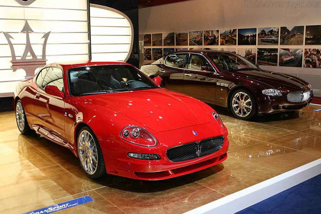 Maserati GT Coupe    - 2006 Mondial de l'Automobile Paris