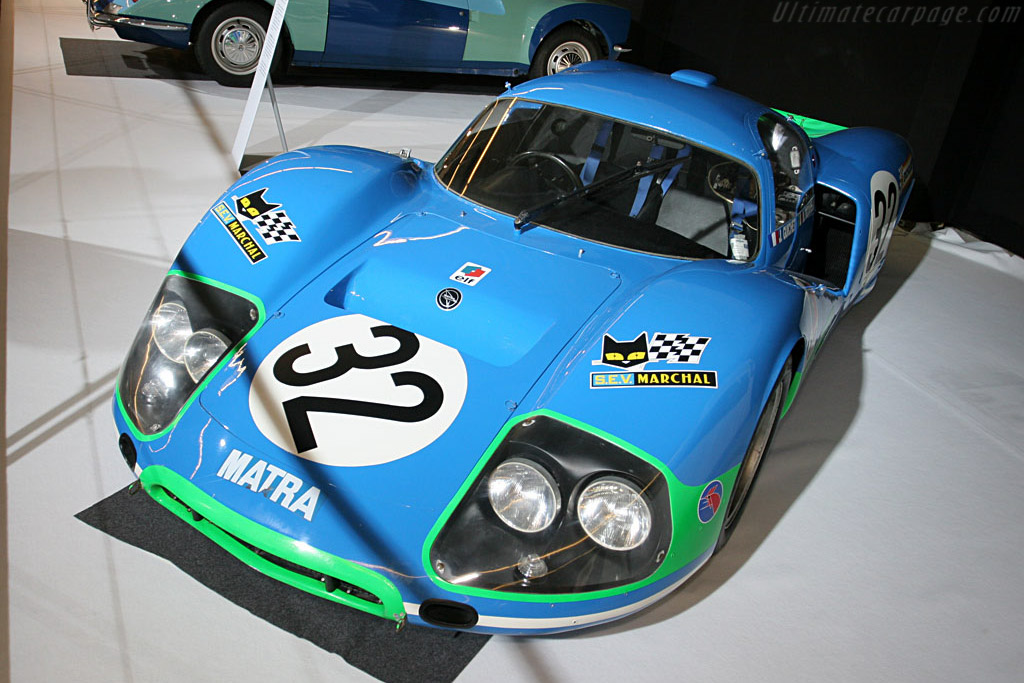 Matra MS630 - Chassis: MS630/4   - 2006 Mondial de l'Automobile Paris