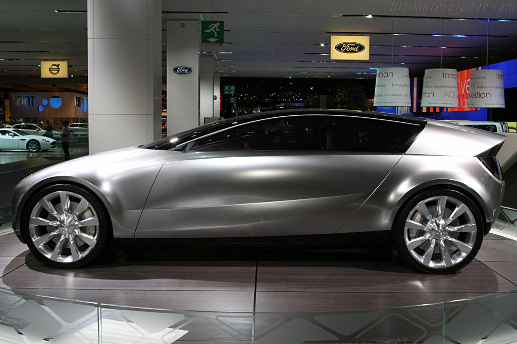Mazda Senku Concept    - 2006 Mondial de l'Automobile Paris