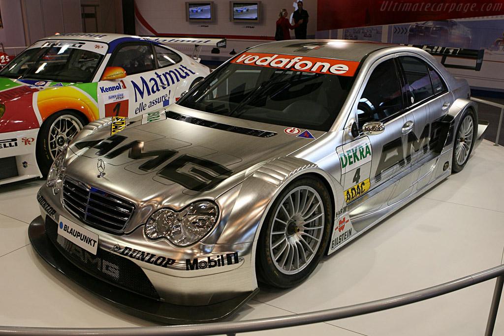 Mercedes-Benz C-Class DTM    - 2006 Mondial de l'Automobile Paris
