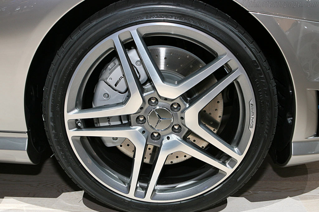 Mercedes-Benz CL 63 AMG    - 2006 Mondial de l'Automobile Paris