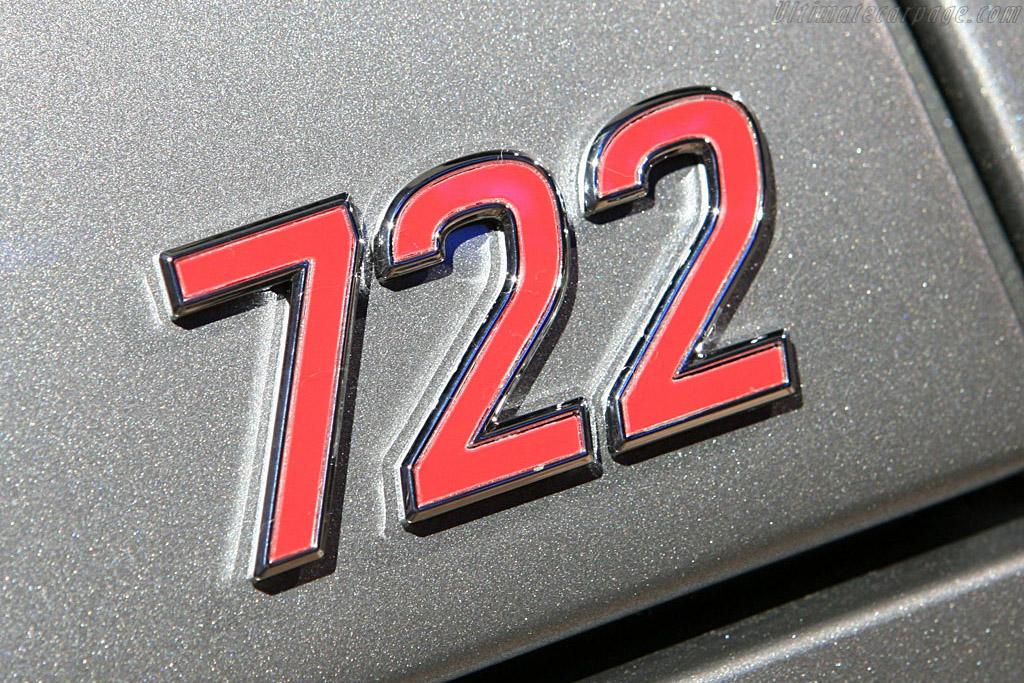 Mercedes-Benz McLaren SLR '722'    - 2006 Mondial de l'Automobile Paris