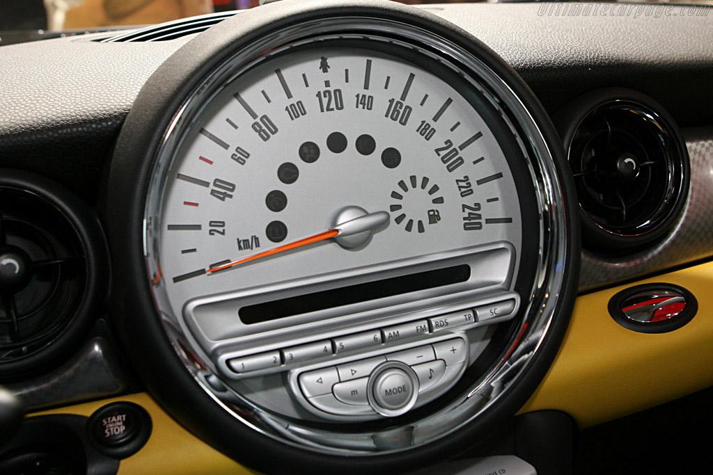 Mini Cooper S    - 2006 Mondial de l'Automobile Paris