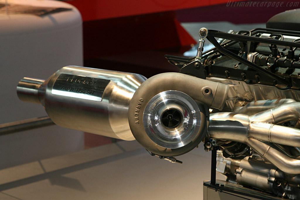 Peugeot 908 Hdi    - 2006 Mondial de l'Automobile Paris