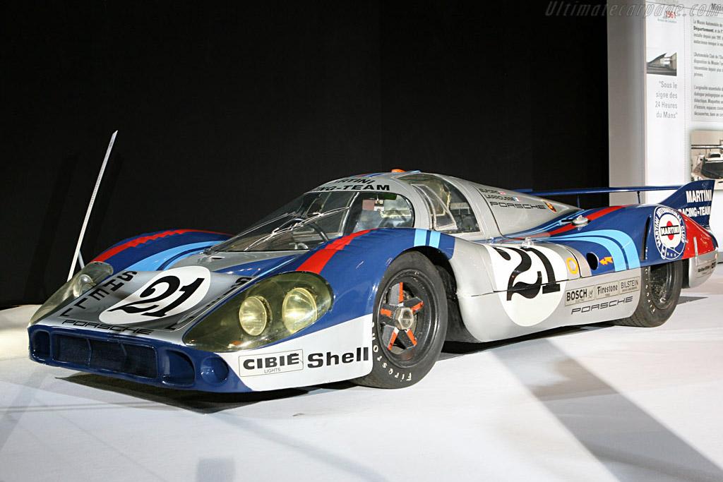 Porsche 917 LH - Chassis: 917-045   - 2006 Mondial de l'Automobile Paris