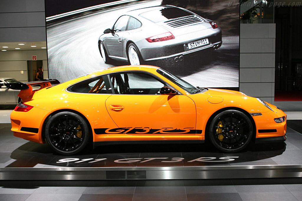 Porsche 997 GT3 RS    - 2006 Mondial de l'Automobile Paris