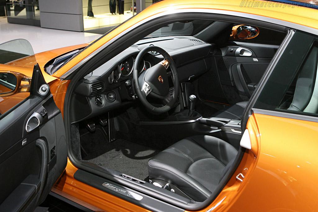 Porsche 997 Targa 4S    - 2006 Mondial de l'Automobile Paris