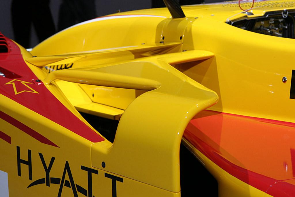 Porsche RS Spyder    - 2006 Mondial de l'Automobile Paris