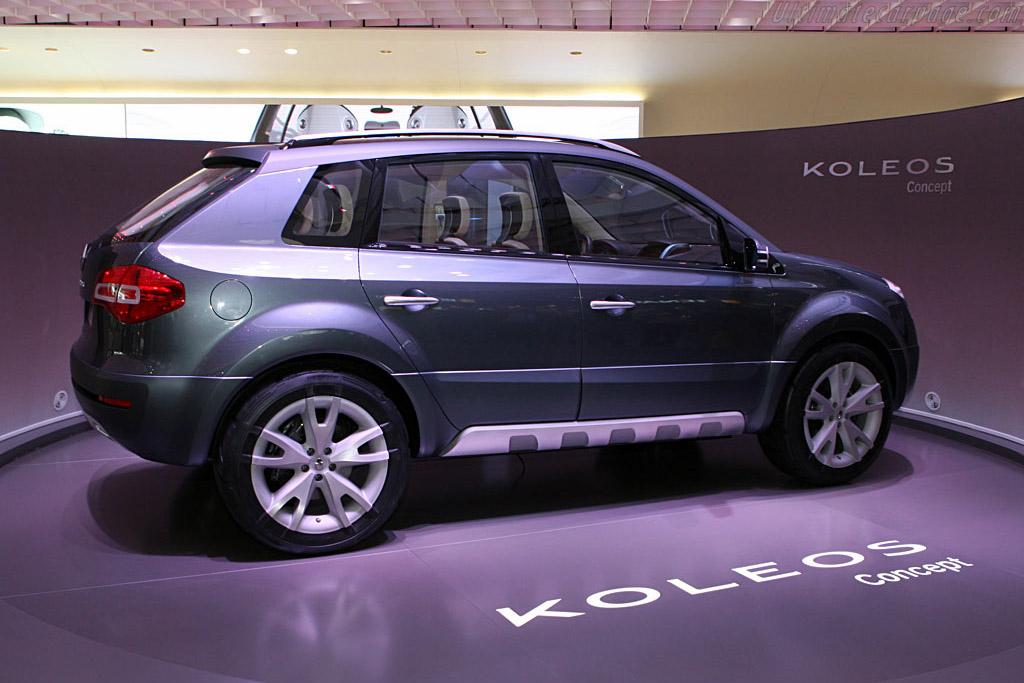 Renault Koleos Concept    - 2006 Mondial de l'Automobile Paris