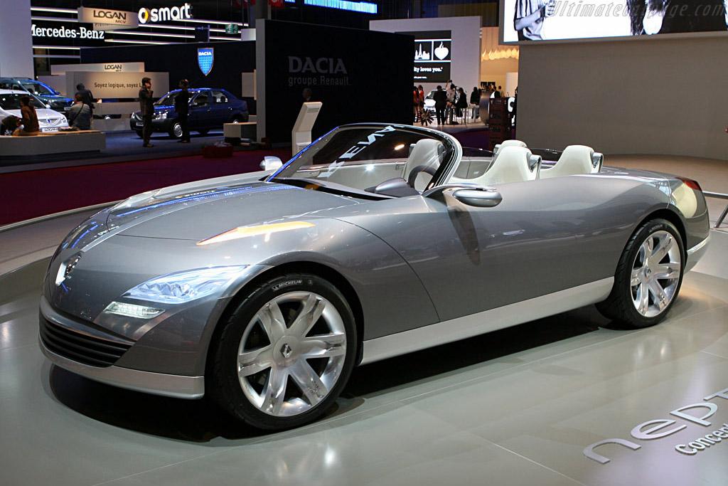 Renault Nepta Concept    - 2006 Mondial de l'Automobile Paris