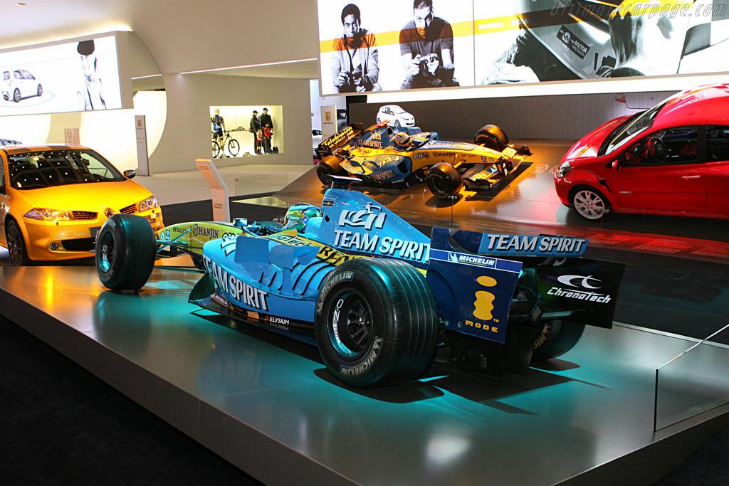 Renault Sport    - 2006 Mondial de l'Automobile Paris
