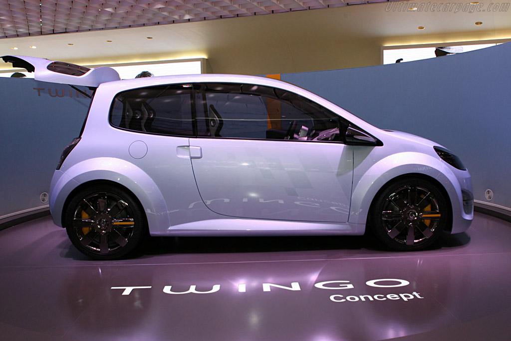 Renault Twingo Concept    - 2006 Mondial de l'Automobile Paris