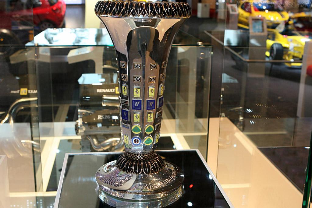Renault: World Champions    - 2006 Mondial de l'Automobile Paris