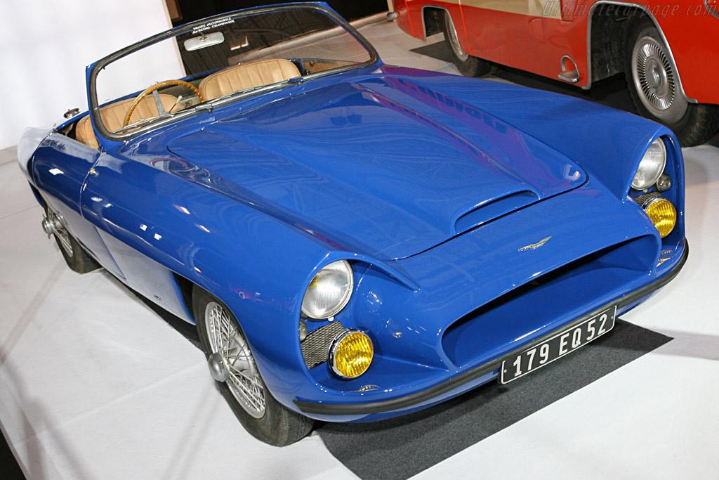Salmson 2300 S Cabriolet Prototype    - 2006 Mondial de l'Automobile Paris