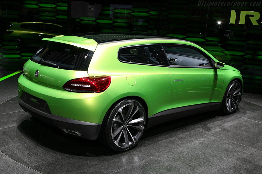Volkswagen Iroc Concept    - 2006 Mondial de l'Automobile Paris