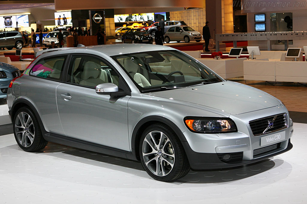 Volvo C30    - 2006 Mondial de l'Automobile Paris
