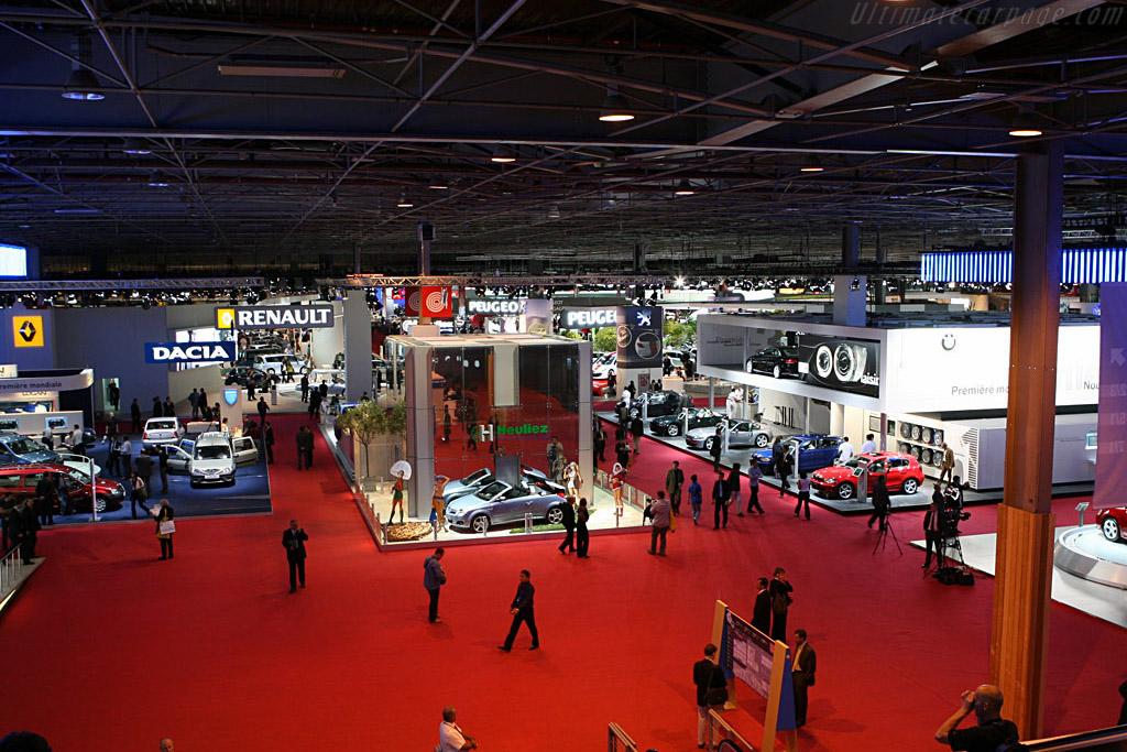 Welcome to Paris    - 2006 Mondial de l'Automobile Paris