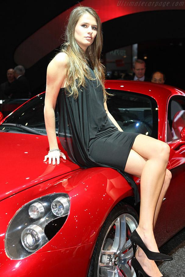 Alfa Romeo    - 2008 Mondial de l'Automobile Paris