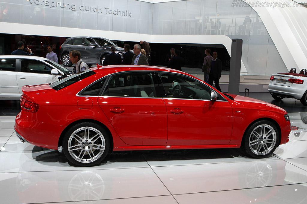 Audi S4    - 2008 Mondial de l'Automobile Paris