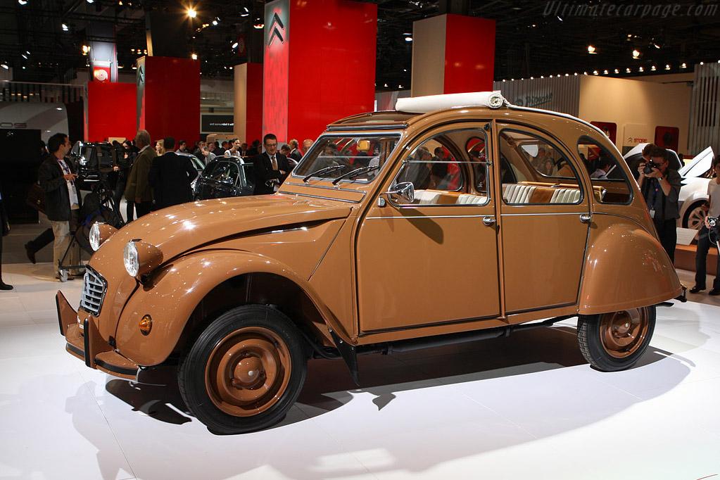 Citroën 2CV Par Hermes    - 2008 Mondial de l'Automobile Paris