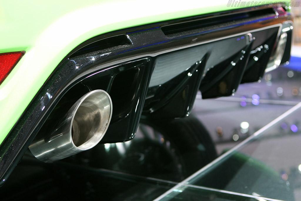 Ford Focus RS    - 2008 Mondial de l'Automobile Paris
