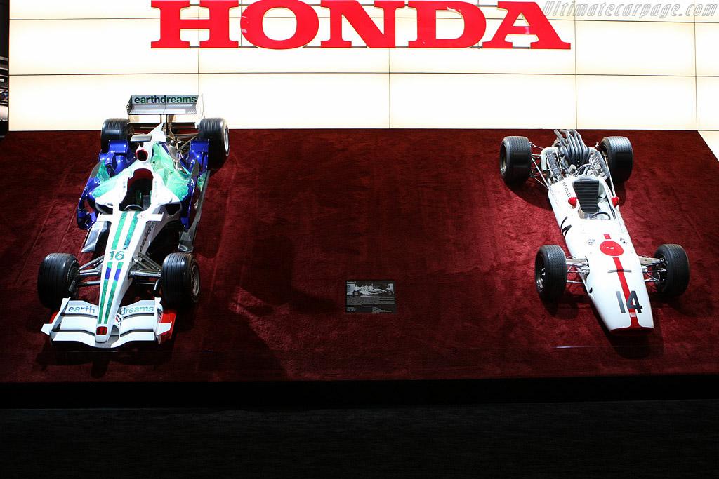 Honda    - 2008 Mondial de l'Automobile Paris
