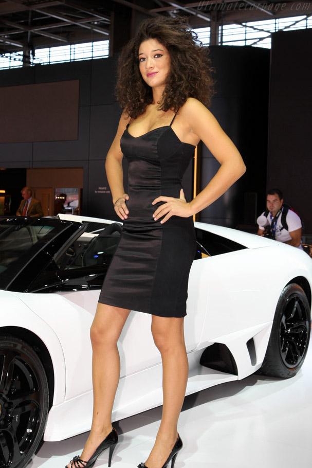 Lamborghini    - 2008 Mondial de l'Automobile Paris